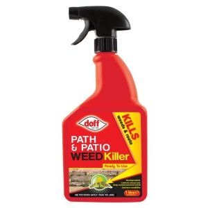 Path & Patio Weed Killer (1L)