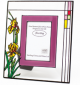Yellow Iris Frame - 14cm